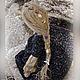 Куклы и игрушки ручной работы. Заказать кукла Нора. Наталья Черногорская (chenara). Ярмарка Мастеров. Авторская кукла, штапель