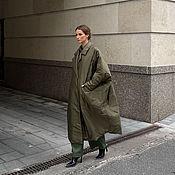 Одежда handmade. Livemaster - original item Air insulated coat for travel. Handmade.