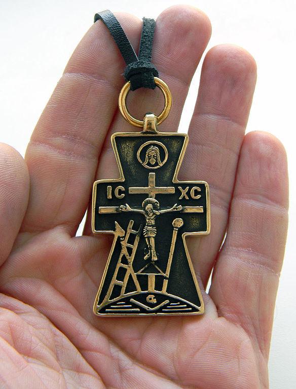канонический нательный крест фото базы