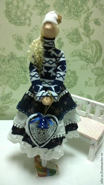 Куклы Тильды ручной работы. Ярмарка Мастеров - ручная работа. Купить Кукла Тильда. Handmade. Кукла Тильда