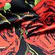 """Шитье ручной работы. 100% натуральный шёлк """"Красная Роза"""".. ' Шёлковый путь' (Ольга). Ярмарка Мастеров. 100 шелк"""