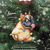 Материалы для творчества handmade. Livemaster - original item French bulldog Leon. Handmade.