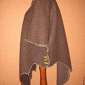 Одежда ручной работы. Ярмарка Мастеров - ручная работа Кардиган из буклированной шерсти.Кардиган коричневый,Кардиган тёплый.. Handmade.