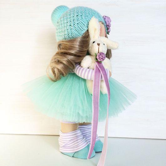 Коллекционные куклы ручной работы. Ярмарка Мастеров - ручная работа. Купить Интерьерная кукла. Handmade. Интерьерная кукла, тильда, подарок