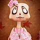 Коллекционные куклы ручной работы. Хеллоуинка  Бригида. MARIDOLL           Сафронова Марина. Ярмарка Мастеров. Подарок девушке, ведьмочка, кукла на хеллоуин
