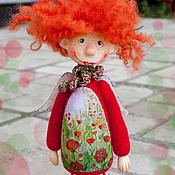 Куклы и игрушки ручной работы. Ярмарка Мастеров - ручная работа Маковка. Handmade.