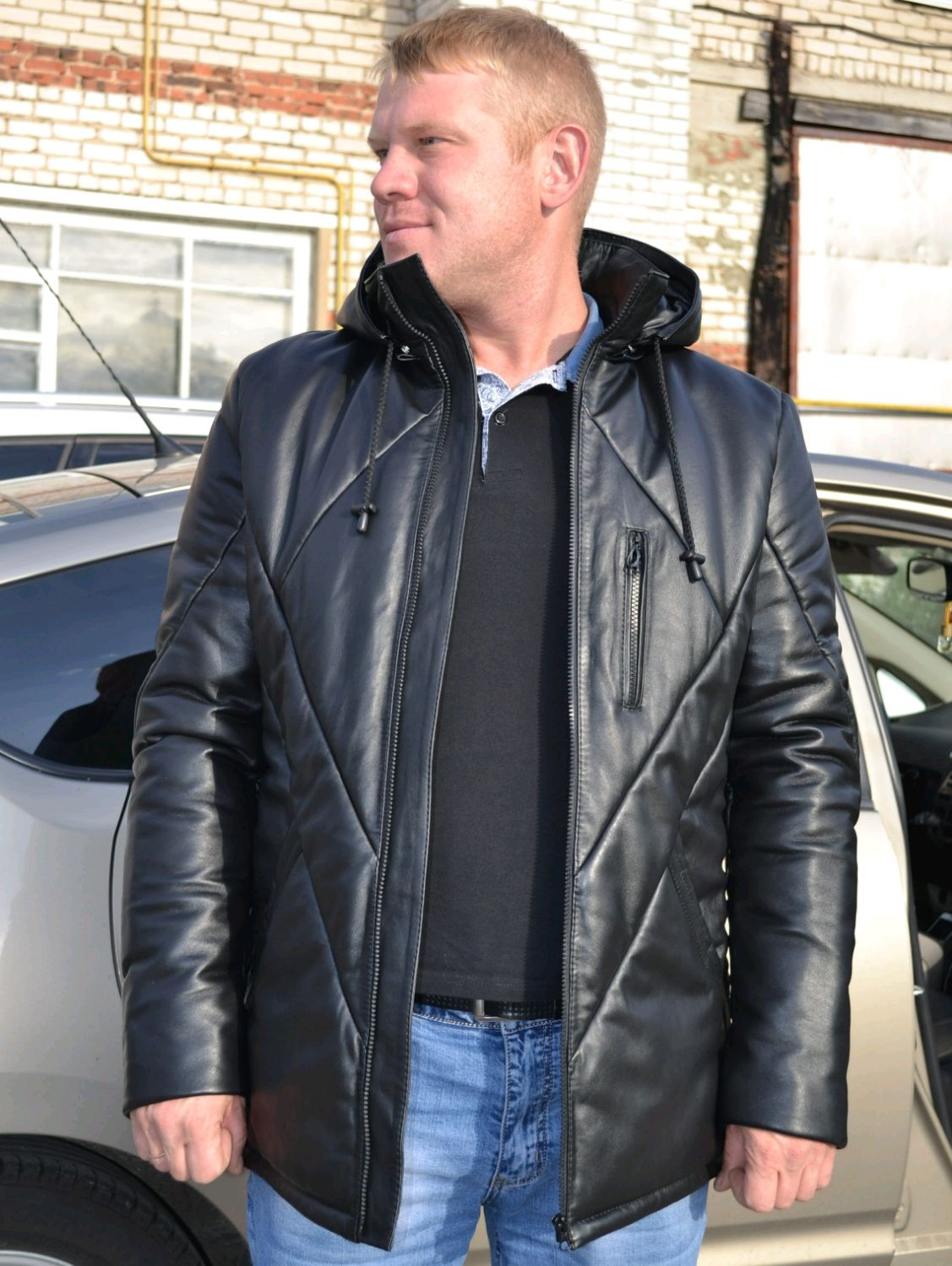 Мужская зимняя куртка, Куртки, Нижний Новгород,  Фото №1