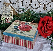 Для дома и интерьера ручной работы. Ярмарка Мастеров - ручная работа Чайная роза. Handmade.