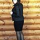 """Верхняя одежда ручной работы. Куртка стеганая на молнии """"Черные розы"""". OLGA'Z. Ярмарка Мастеров. Куртка, стеганная ткань"""