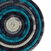 Украшения ручной работы. Ярмарка Мастеров - ручная работа Украшение на шею Lasso Cloud вязаный шарф бусы колье. Handmade.