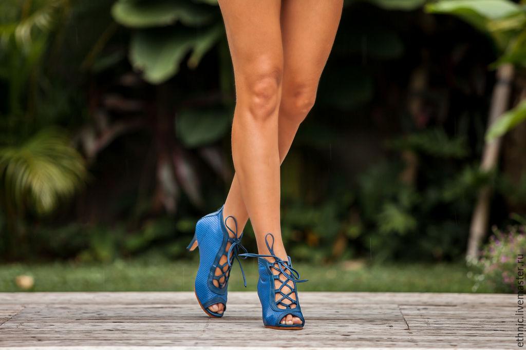 Обувь ручной работы. Ярмарка Мастеров - ручная работа. Купить Туфли из  натуральной кожи Michele ... e2e6e7bba72