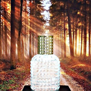 Косметика ручной работы. Ярмарка Мастеров - ручная работа Bанильный Лес/ Очень стойкий парфюм ручной работы. Handmade.