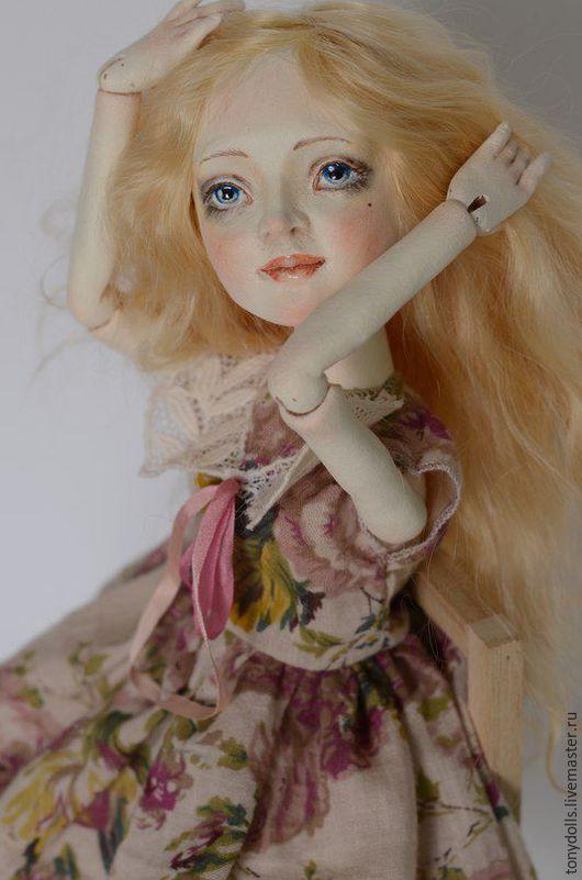 Обучающие материалы ручной работы. Ярмарка Мастеров - ручная работа. Купить Авторский видео-курс по созданию полушарнирной куклы. Handmade.