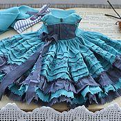 Куклы и игрушки handmade. Livemaster - original item Blythe dress, pullip dress, blythe clothes, blythe outfit. Handmade.