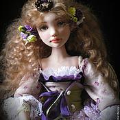 """Куклы и игрушки ручной работы. Ярмарка Мастеров - ручная работа Одриана """"Волшебный сад""""  продана. Handmade."""