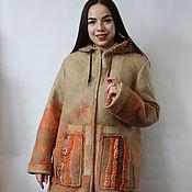 Одежда handmade. Livemaster - original item Jacket of the park