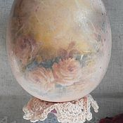 """Сувениры и подарки ручной работы. Ярмарка Мастеров - ручная работа Яйцо """"Belvedere"""". Handmade."""