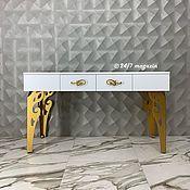 Для дома и интерьера handmade. Livemaster - original item Galiano table.. Handmade.