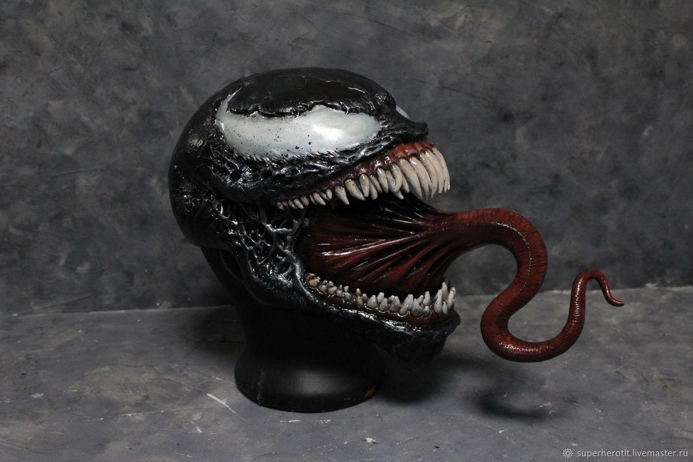 Venom Mask Venom Mask, Subculture hats, Tolyatti,  Фото №1