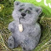 Куклы и игрушки ручной работы. Ярмарка Мастеров - ручная работа Кошки-мышки-ITшки. Handmade.