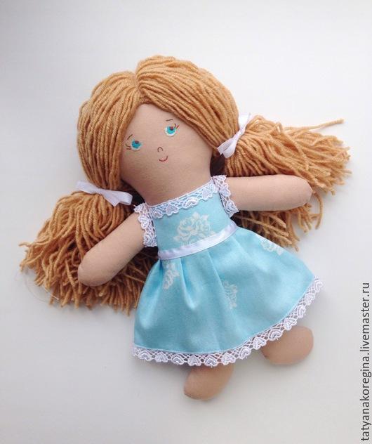 Текстильная кукла. Корегина Татьяна. Ярмарка Мастеров.