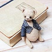 Куклы и игрушки handmade. Livemaster - original item Teddy bear, 14 cm. Handmade.