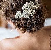 Свадебный салон ручной работы. Ярмарка Мастеров - ручная работа Свадебное украшение. Handmade.