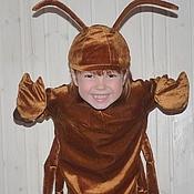 Работы для детей, ручной работы. Ярмарка Мастеров - ручная работа Карнавальный костюм (для праздника, утренника): Таракан, тараканчик. Handmade.