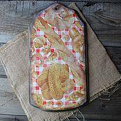 """Для дома и интерьера ручной работы. Ярмарка Мастеров - ручная работа """"Bread"""" доска. Handmade."""