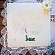 Белая хризантема. Серия Хризантемы. Рис.1, акварель, размер 17см*17см, бумага Canson 100% хлопок 300 г/м2, Светлана Маркина, LechuzaS