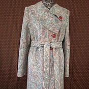 Одежда ручной работы. Ярмарка Мастеров - ручная работа пальто д/с. Handmade.