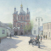 Картины и панно handmade. Livemaster - original item Reproductions of paintings by Moscow, Klimentovsky pereulok. Handmade.