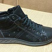 Обувь ручной работы. Ярмарка Мастеров - ручная работа Ботинки мужские. Handmade.