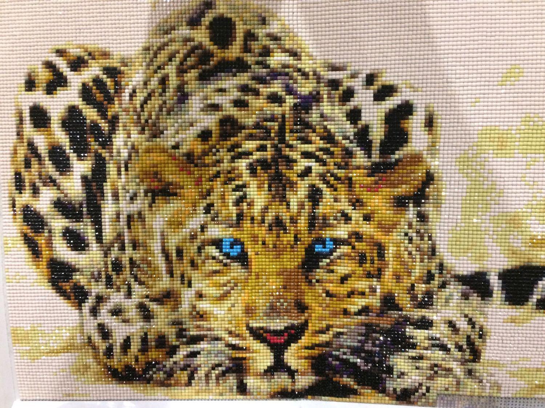 «Леопард», Картины, Саратов,  Фото №1