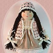 Вальдорфские куклы и звери ручной работы. Ярмарка Мастеров - ручная работа Рози, 32 см. Handmade.