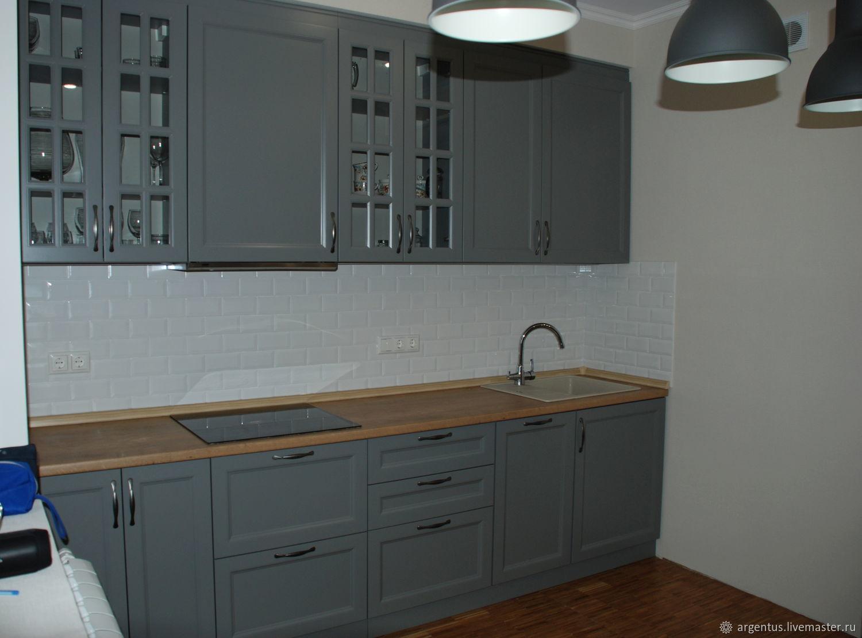 8a46d053b87c Мебель ручной работы. Ярмарка Мастеров - ручная работа. Купить Кухня на  заказ 11.