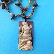 Украшения handmade. Livemaster - original item Goddess. Handmade.