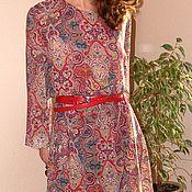Одежда ручной работы. Ярмарка Мастеров - ручная работа Платье шерстяное. Handmade.