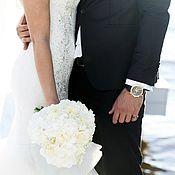 """Свадебный салон ручной работы. Ярмарка Мастеров - ручная работа Букет невесты """"Белое облако"""". Handmade."""