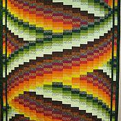 Для дома и интерьера ручной работы. Ярмарка Мастеров - ручная работа Одеяло ДНК. Handmade.