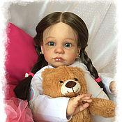 Куклы и игрушки ручной работы. Ярмарка Мастеров - ручная работа Кукла реборн Gabriela (Габриэлла) от Regina Swialkowski. Handmade.