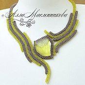 Украшения handmade. Livemaster - original item Necklace Ever Shining Hope. Handmade.