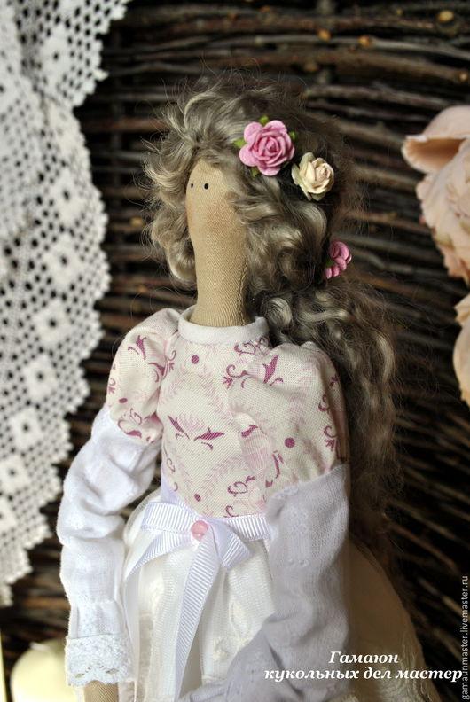 Куклы Тильды ручной работы. Ярмарка Мастеров - ручная работа. Купить Кукла Тильда интерьерная текстильная Софи.. Handmade. Тильда