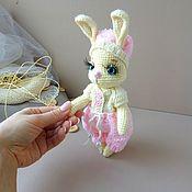 Куклы и игрушки handmade. Livemaster - original item Crochet toy Bunny