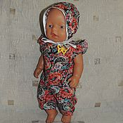 Куклы и игрушки ручной работы. Ярмарка Мастеров - ручная работа Комплект для беби борн.. Handmade.