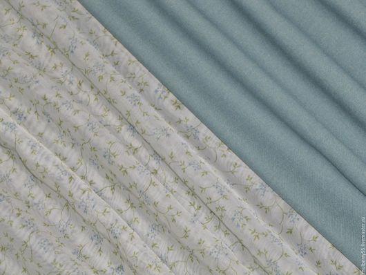 Шитье ручной работы. Ярмарка Мастеров - ручная работа. Купить Портьерная ткань (Германия). Handmade. Шторы для кухни, шторы, портьеры