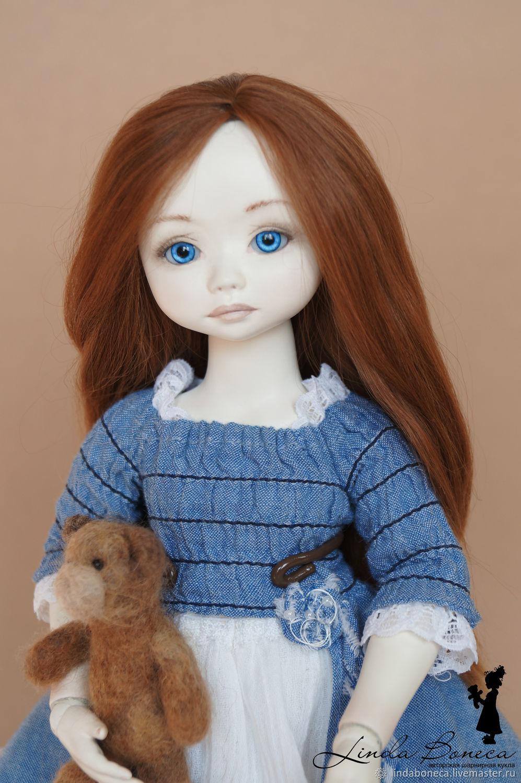 Шарнирная кукла Линси, Шарнирная кукла, Краснодар,  Фото №1