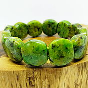 Украшения handmade. Livemaster - original item Quartz bracelet Fairy Forest. Handmade.