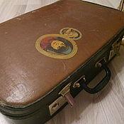 Винтаж handmade. Livemaster - original item Suitcase №4. Handmade.