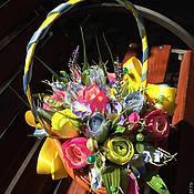 Сувениры и подарки ручной работы. Ярмарка Мастеров - ручная работа Летние цвета радости. Handmade.